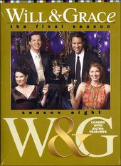 Will & Grace - Season 8 (4-DVD)