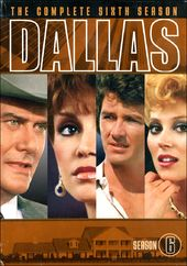 Dallas - Complete 6th Season (5-DVD)