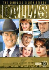 Dallas - Complete 8th Season (5-DVD)