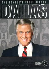 Dallas - Complete 14th Season (5-DVD)