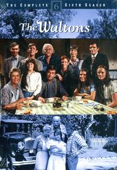 The Waltons - Complete 6th Season (6-DVD)