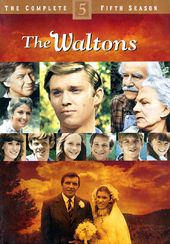 The Waltons - Complete 5th Season (5-DVD)