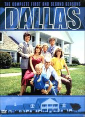 Dallas - Complete 1st & 2nd Seasons (5-DVD)
