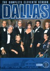 Dallas - Complete 11th Season (3-DVD)