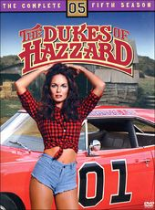 The Dukes of Hazzard - Complete 5th Season (8-DVD)