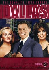 Dallas - Complete 5th Season (5-DVD)