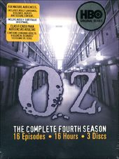 Oz - Complete 4th Season (3-DVD)