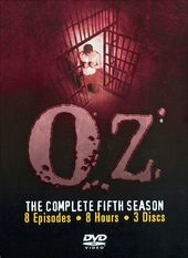 Oz - Complete 5th Season (3-DVD)