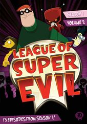 League of Super Evil - Season 1 - Volume 2 (2-DVD)