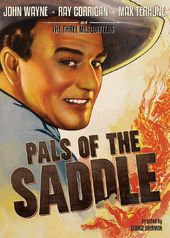 The Three Mesquiteers: Pals of the Saddle