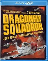 Dragonfly Squadron 3D (Blu-ray)