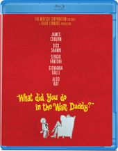 What Did You Do in the War, Daddy? (Blu-ray)