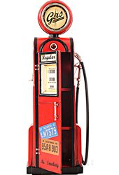 Gas Pump With Clock 1:4