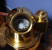 Binnacle Compass