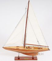 Columbia Model Sail Boat