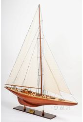 Endeavour Model Sail Boat