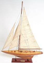 Enterprise Model Sail Boat