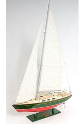 Omega Yacht Model Sail Boat