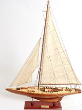 Endeavour Small Model Sail Boat