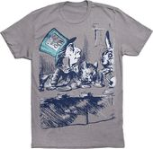 Alice in Wonderland - T-shirt