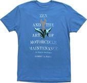 Zen and the Art of Motorcycle Maintenance -