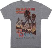 War of the Worlds - T-shirt