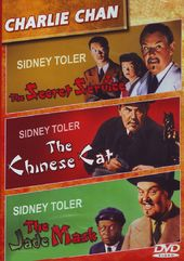 Charlie Chan Triple Feature: The Secret Service /