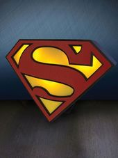 DC Comics - Superman - Logo Light
