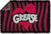 Grease - Groove - Woven Throw