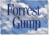 Forrest Gump - Feather - Pillow Case