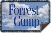 Forrest Gump - Feather - Woven Throw