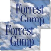Forrest Gump - Feather (Front & Back) - Pillow