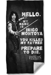 Princess Bride - Hello Again Beach Towel