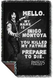 Princess Bride - Hello Again Woven Throw
