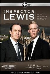 Inspector Lewis - Pilot Through Series 6 (14-DVD)