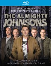 The Almighty Johnsons - Complete Series (Blu-ray)