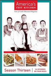 America's Test Kitchen - Season 13 (4-DVD)