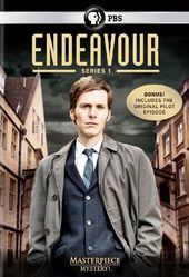 Endeavour - Series 1 (Original UK Edition) (3-DVD)