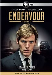 Endeavour - Series 2 (Original UK Edition) (3-DVD)