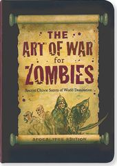 Zombies - Art of War For Zombies Little Black Book