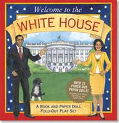 Welcome To The White House - A Book and Paper