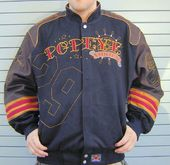 Popeye - Jacket (Browns & Black)