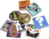 Gentlemans Club Drinking Game Bar Coasters