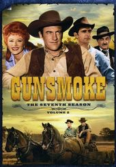 Gunsmoke - Season 7 - Volume 2 (5-DVD)