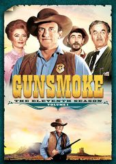 Gunsmoke - Season 11 - Volume 1 (4-DVD)