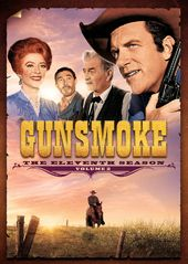 Gunsmoke - Season 11 - Volume 2 (4-DVD)