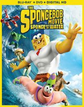 The SpongeBob Movie: Sponge Out of Water (Blu-ray