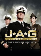 JAG - Complete Series (55-DVD)