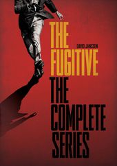 The Fugitive - Complete Series (32-DVD)
