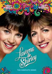 Laverne & Shirley - Complete Series (28-DVD)